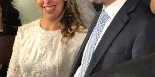 Mazal Tov Esti and Yosef!