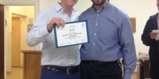 Matan Gold – A qualified Chatan Teacher with experience and understanding