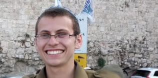 Nathaniel Felber – critically injured IDF soldier now smiling, communicating!