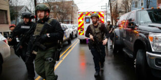 BREAKING: Six dead in New Jersey kosher supermarket shootout