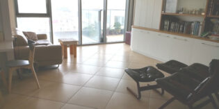 Modern Apt in Ganei Zion, JLM – LT rental from March.