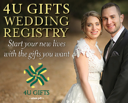 4U Gifts – Wedding Registry