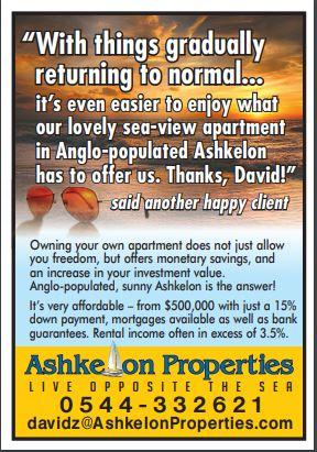 Ashkelon properties