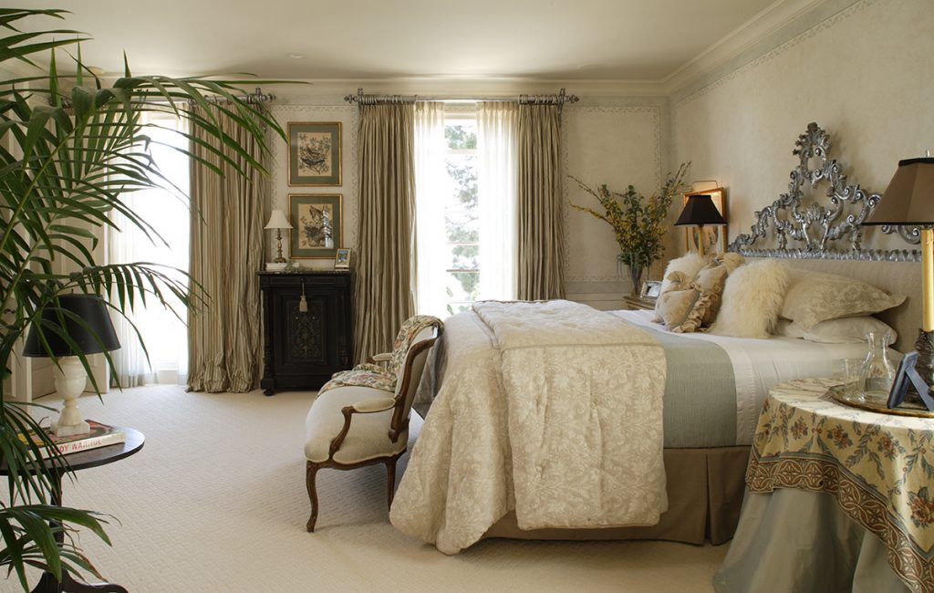 Rolling Hills Master Bedroom Suite by KeyVision Interiors