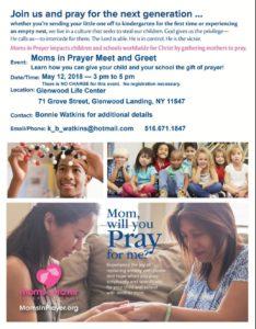 MomPrayerMeet&Greet
