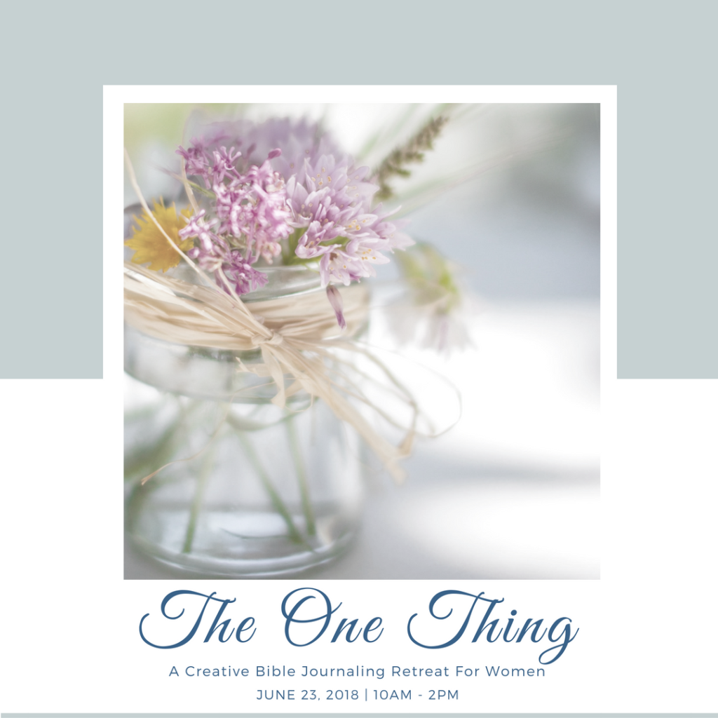 The-One-Thing-Retreat
