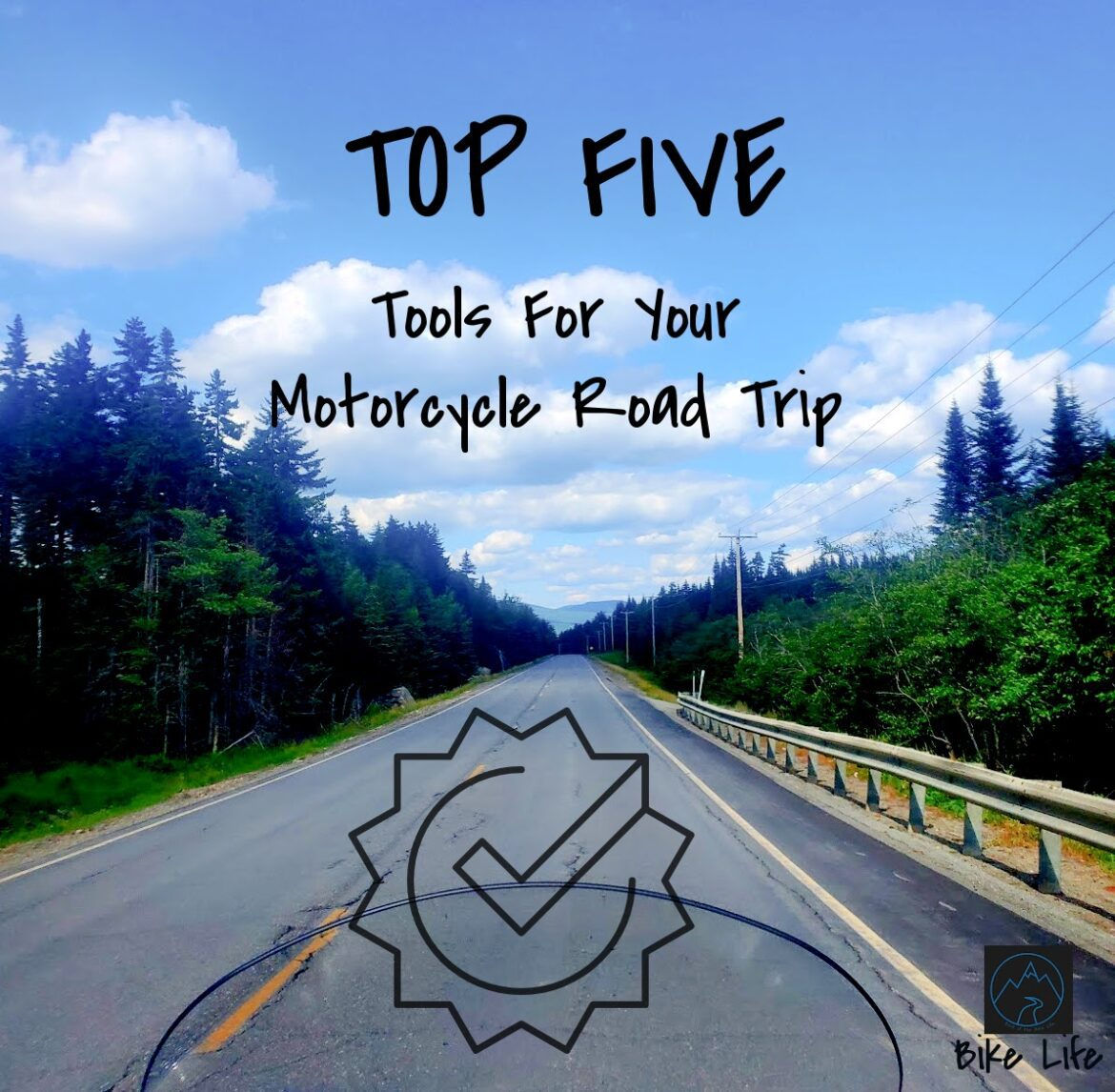 Top 5 Tools for Your Motorcycle Road Trip