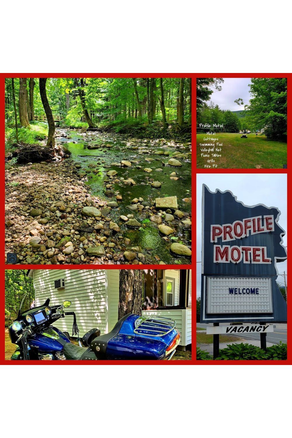 Profile Motel in Lincoln NH-Photo Gallery