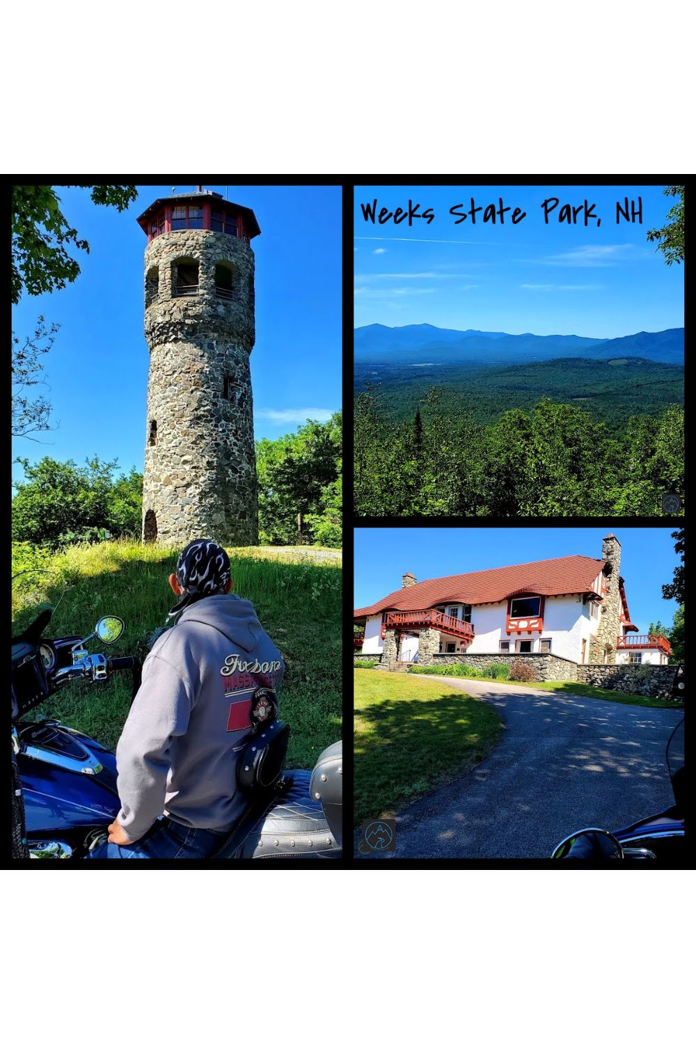 Weeks State Park on Mt Prospect-A Beautiful Estate in Lancaster NH