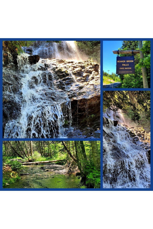 Beaver Brook Falls-Amazing Waterfall-Photo Gallery (2)