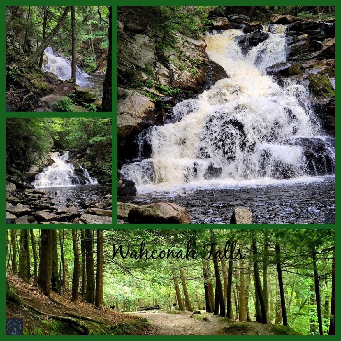 Wahconah Falls State Park-A Beautiful State Park and Waterfall in Massachusetts