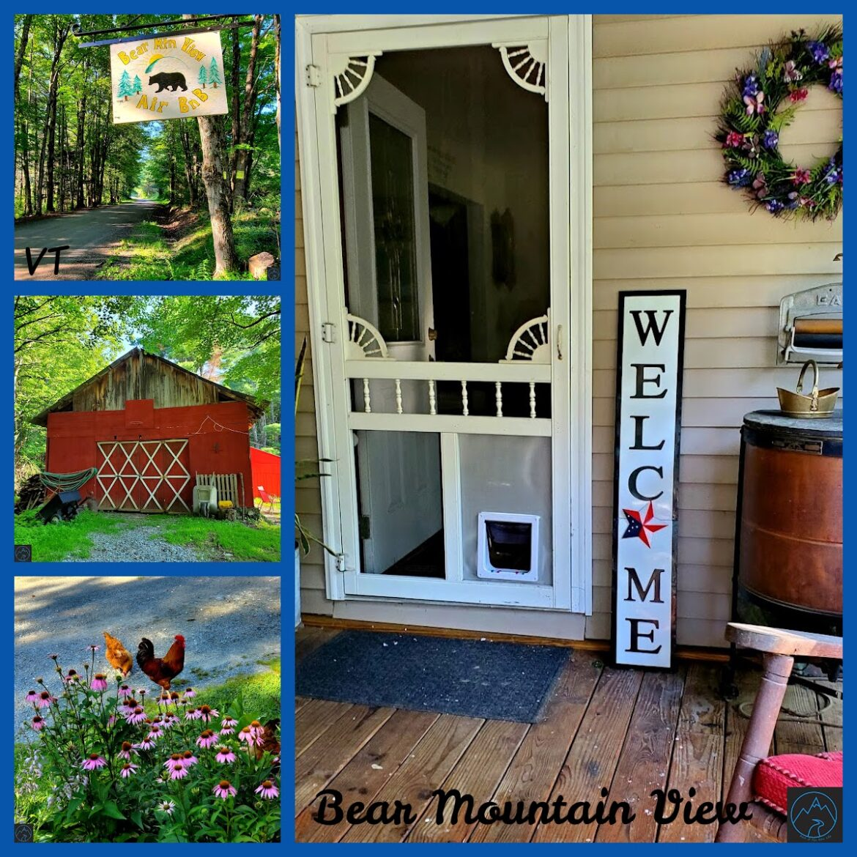 Bear Mountain View-A Beautiful Farmhouse Retreat in Vermont!