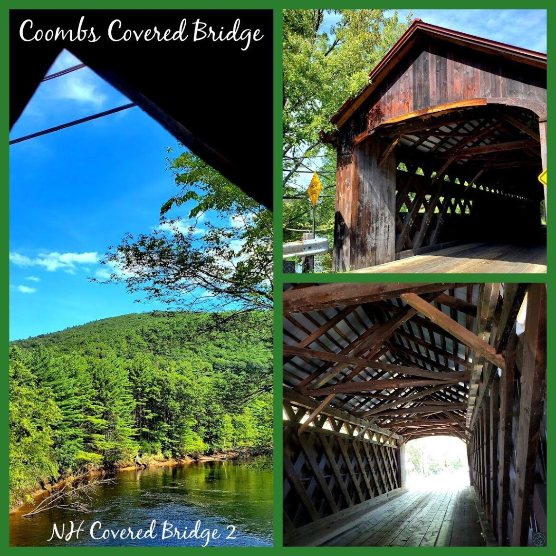 Coombs Covered Bridge-NH Covered Bridge Number 2
