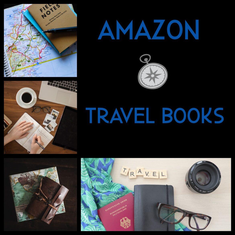 Amazing Travel Books on Amazon!