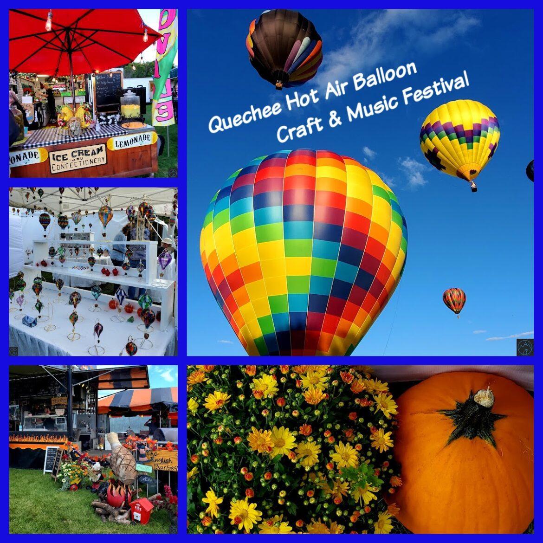 Quechee Hot Air Balloon Festival-Photo Gallery