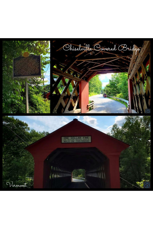 Chiselville Covered Bridge-Sunderland, Vermont-Photo Gallery