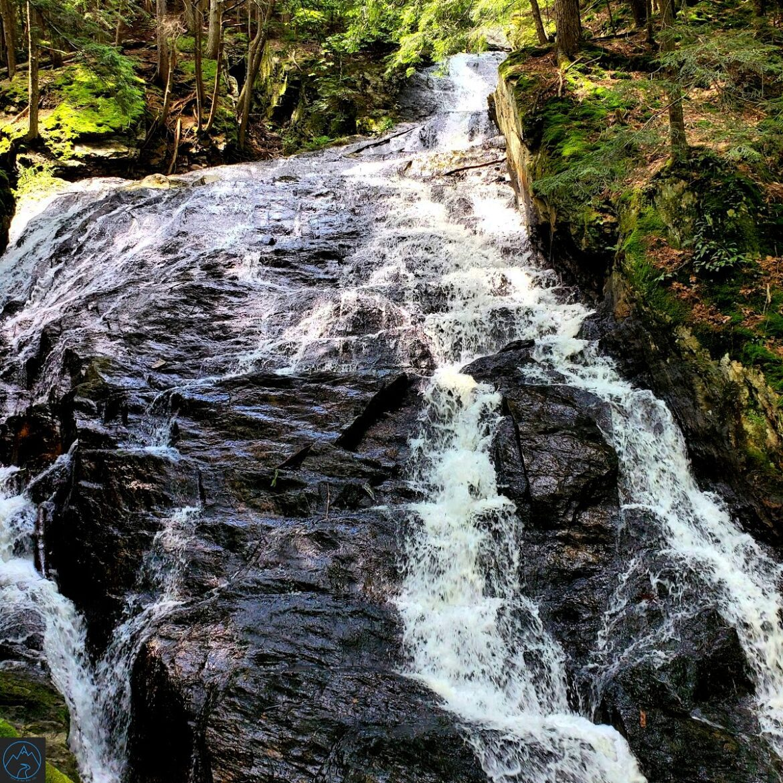 Thundering Falls-A Beautiful Vermont Waterfall-Photo Gallery (2)