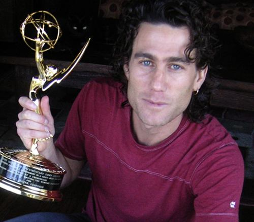 Ben Decter was awarded this Emmy for his Operation Homecoming score.