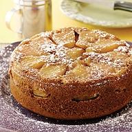 pear cake!