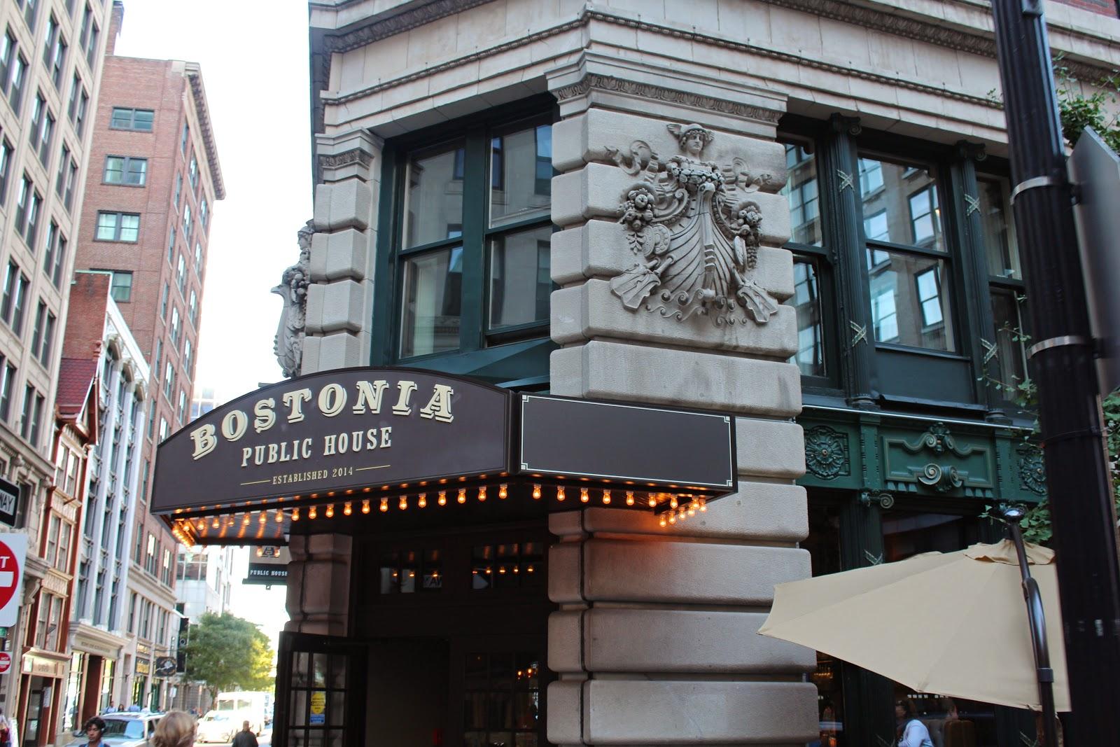 boston restaurant review: bostonia public house