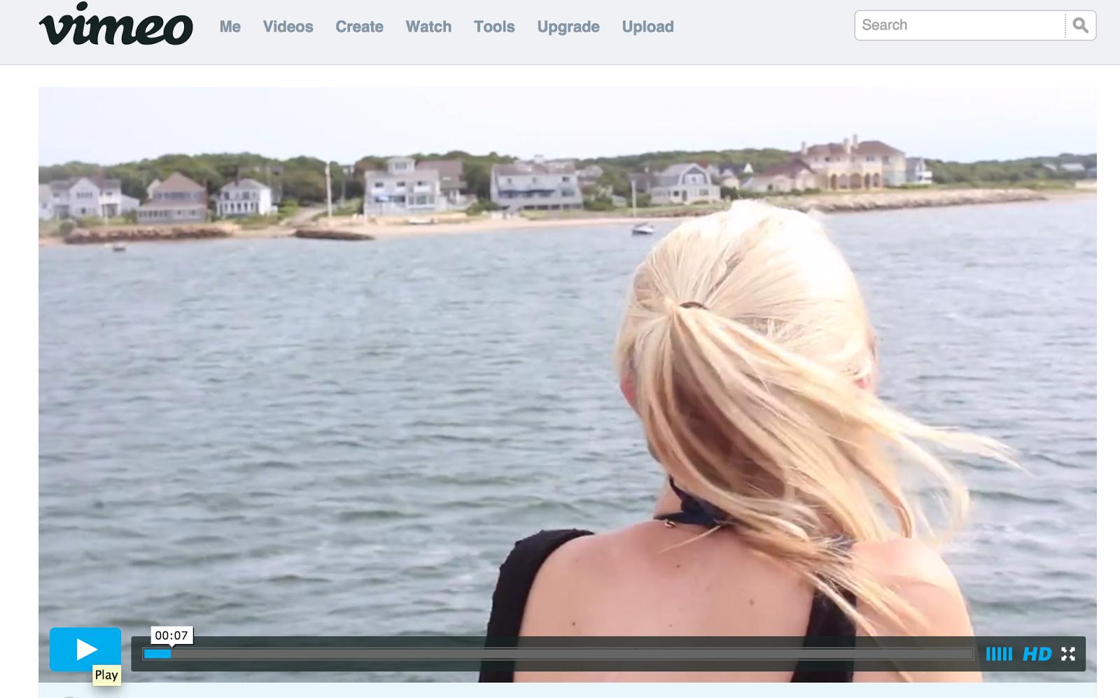 VIDEO: boston & cape cod
