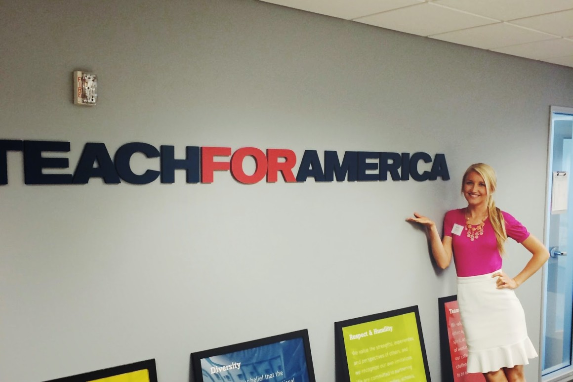 why i did teach for america