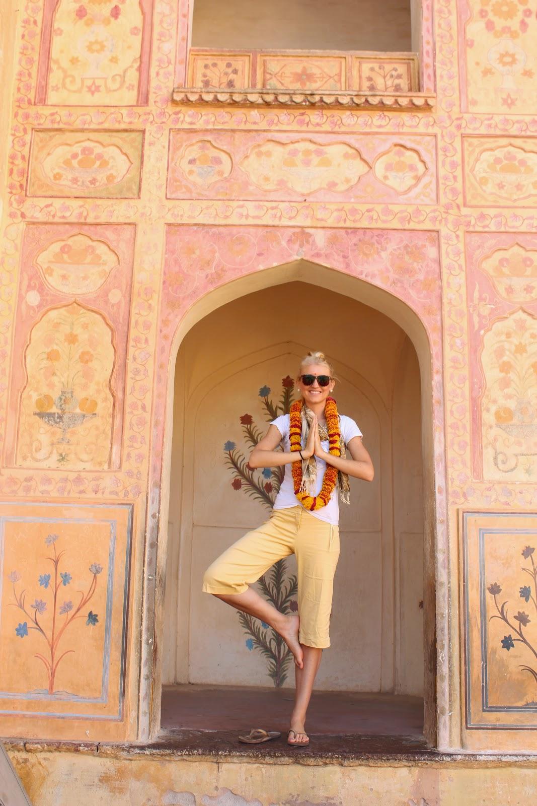 jaipur: india's pink city