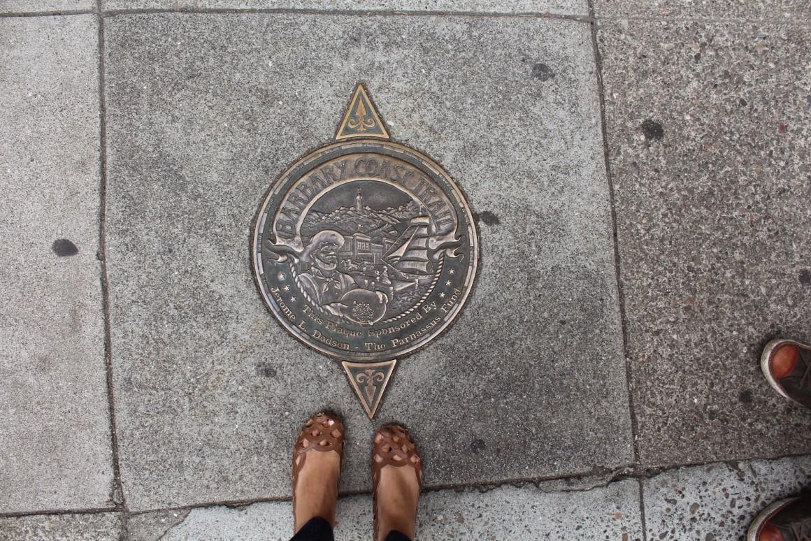 san francisco historical walking tour