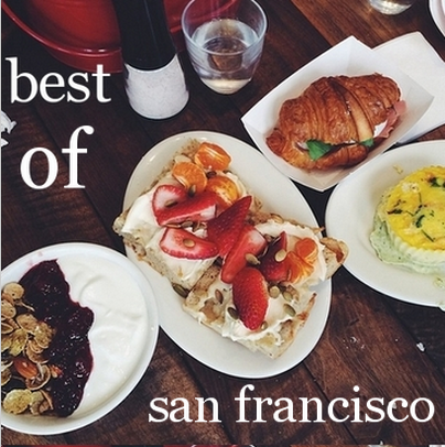 SF food guide