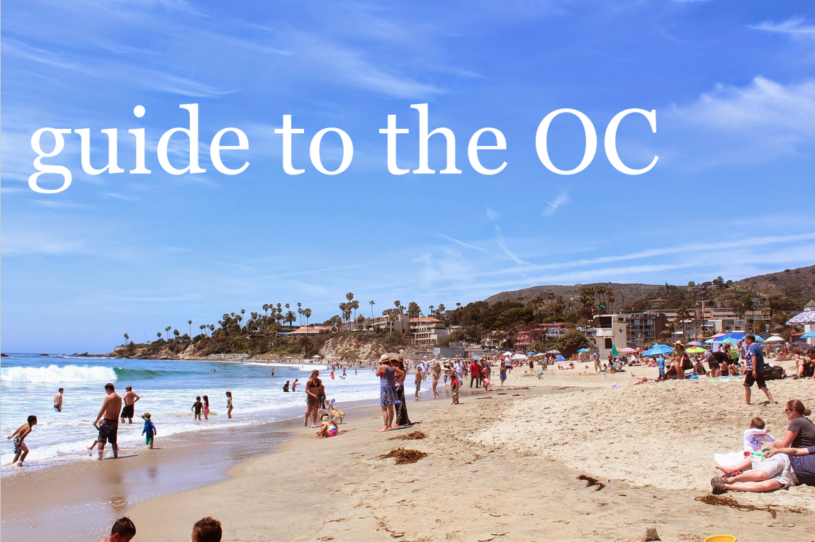guide to laguna beach & newport