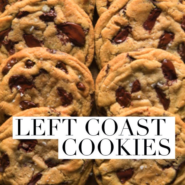 left coast chocolate chip cookies