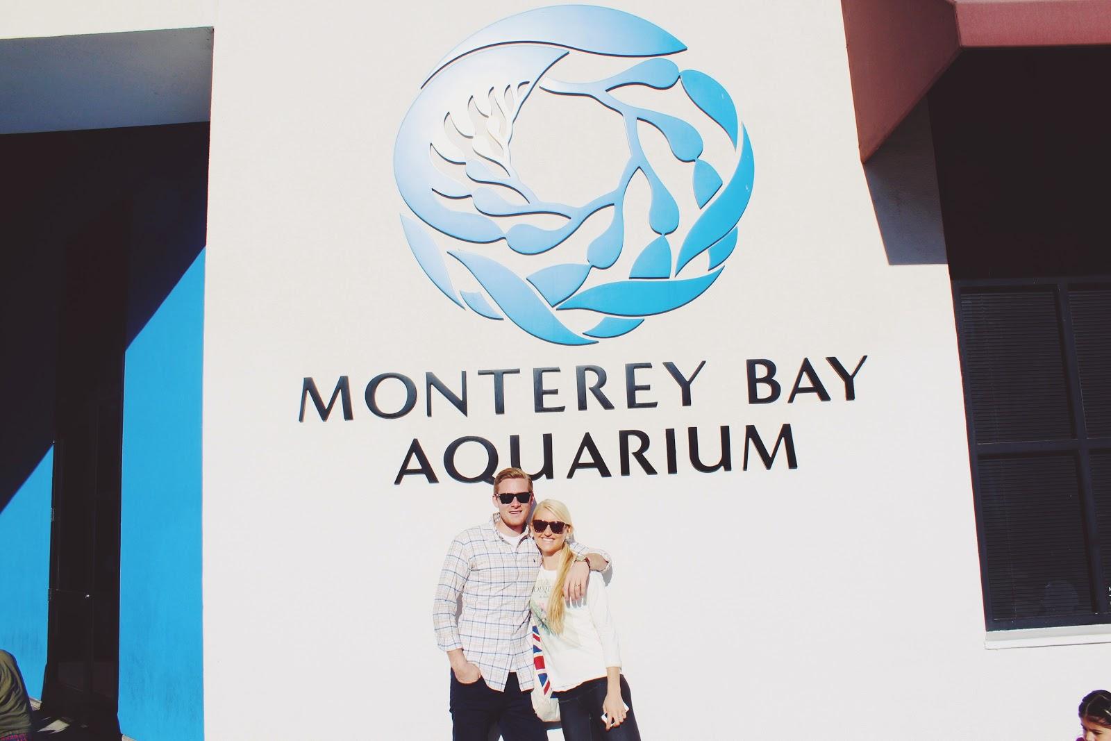 monterey & the aquarium