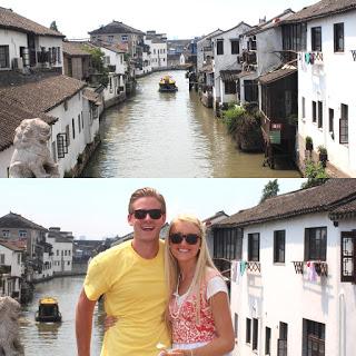 suzhou, the venice of china