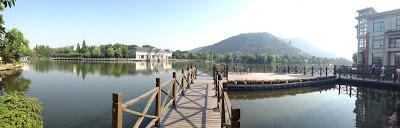 hangzhou: the garden city of china