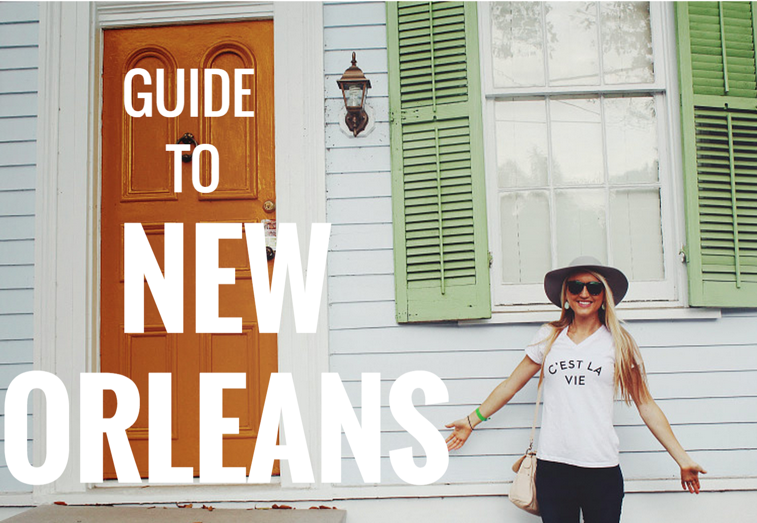 guide to new orleans