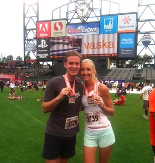 SF giants half marathon