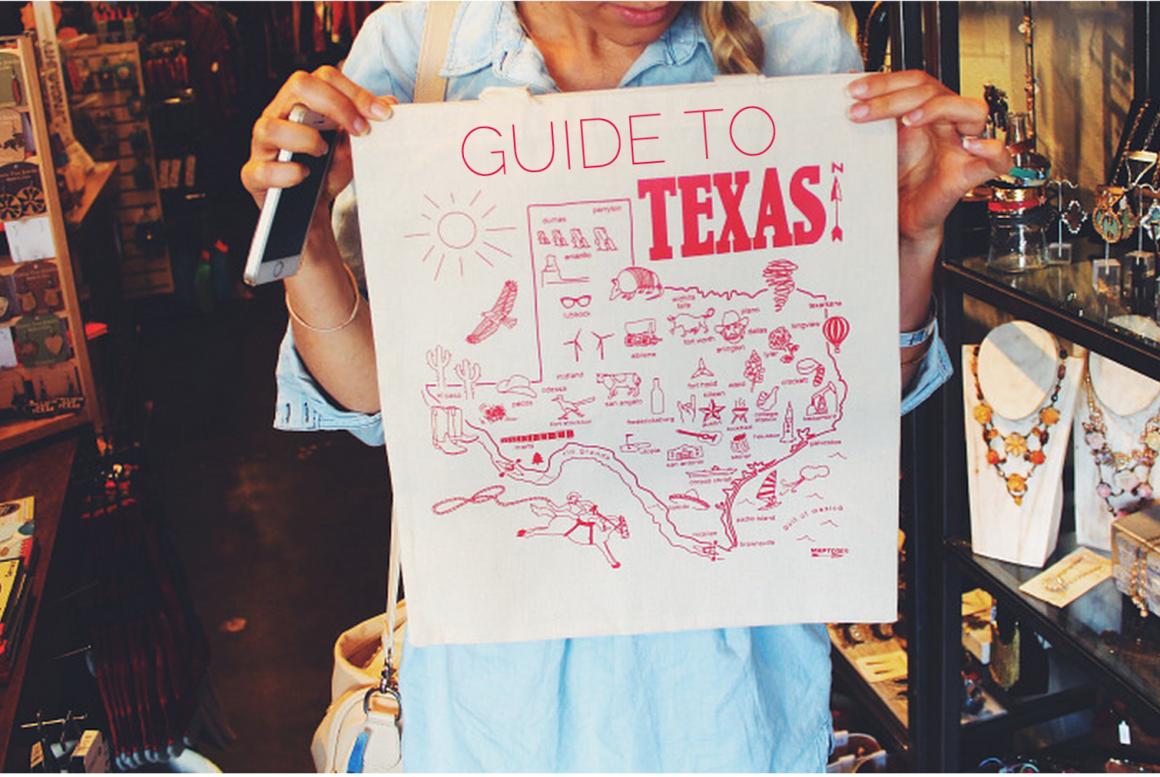 TEXAS guide