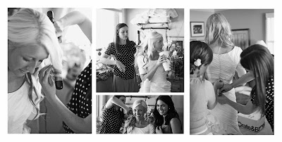 wedding pictures part one: getting ready