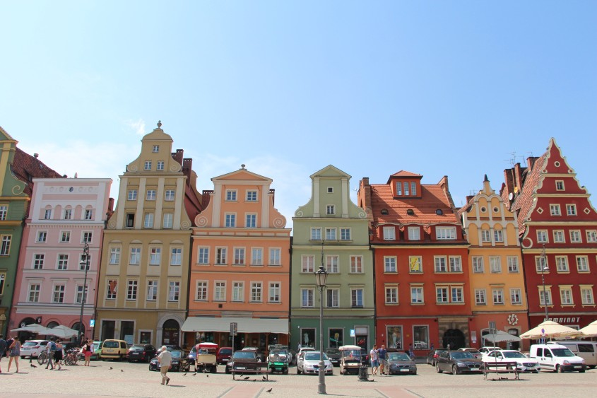 5 reasons to visit WROCŁAW, poland