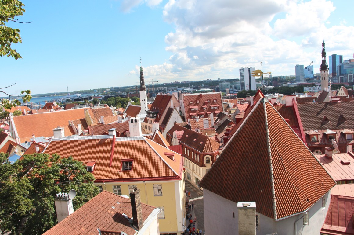 a taste of tallinn, estonia