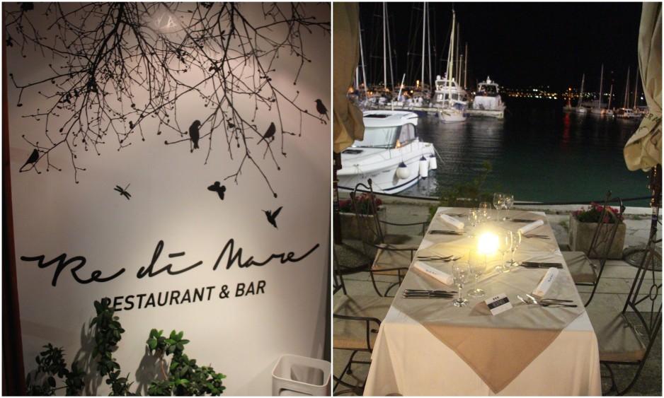 Seafood in Split