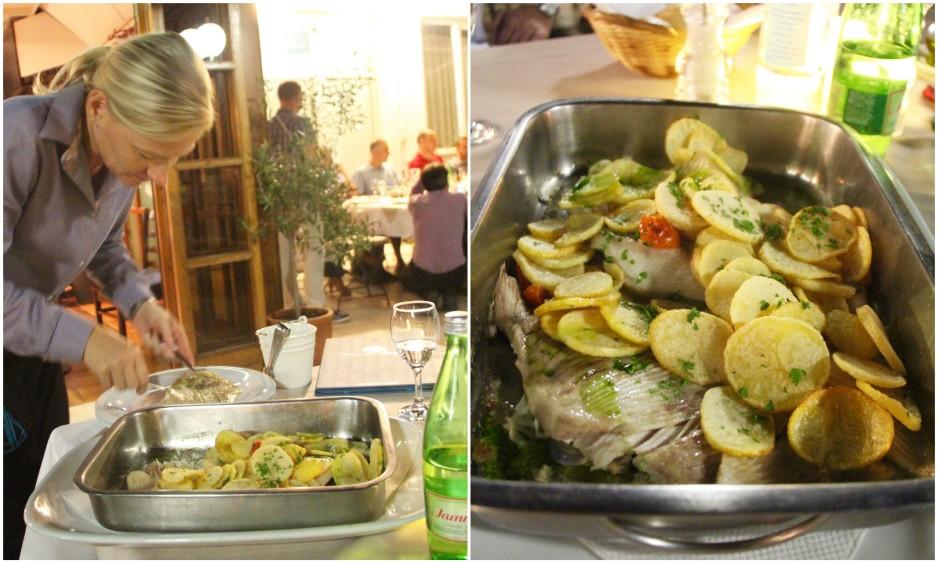 Seafood in Split4