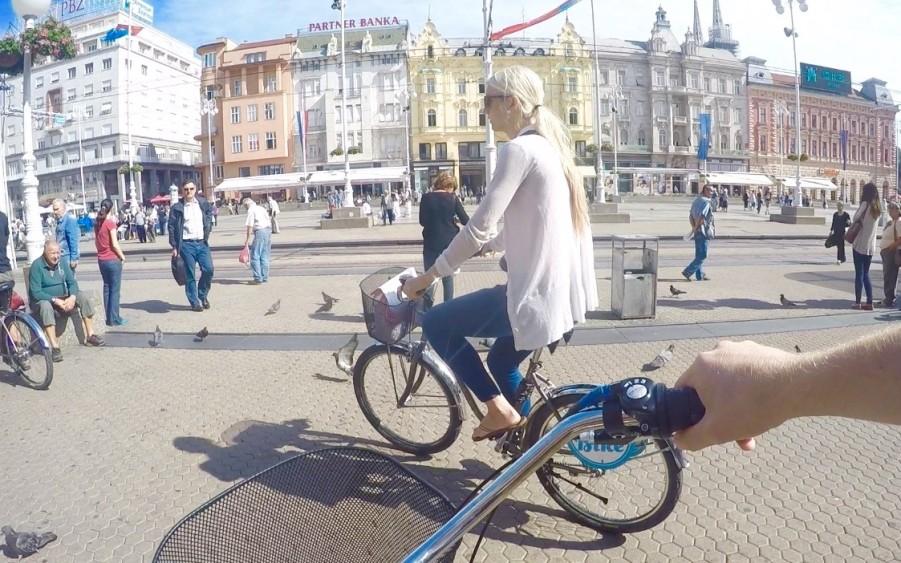 Zagreb Bike Tour