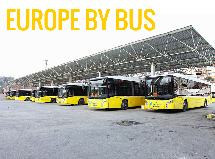 europe by BUS