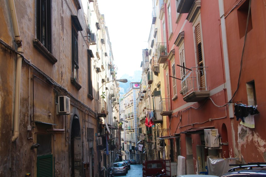 deep in the heart of italy: NAPLES