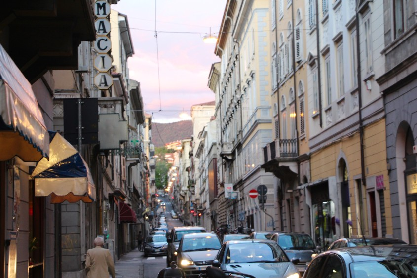 an italian city without the tourists