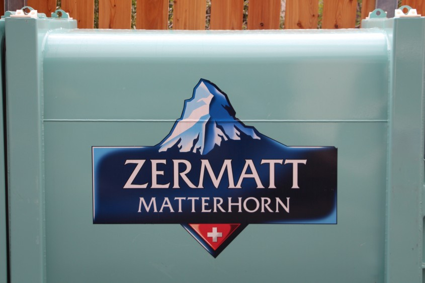 zermatt in the winter