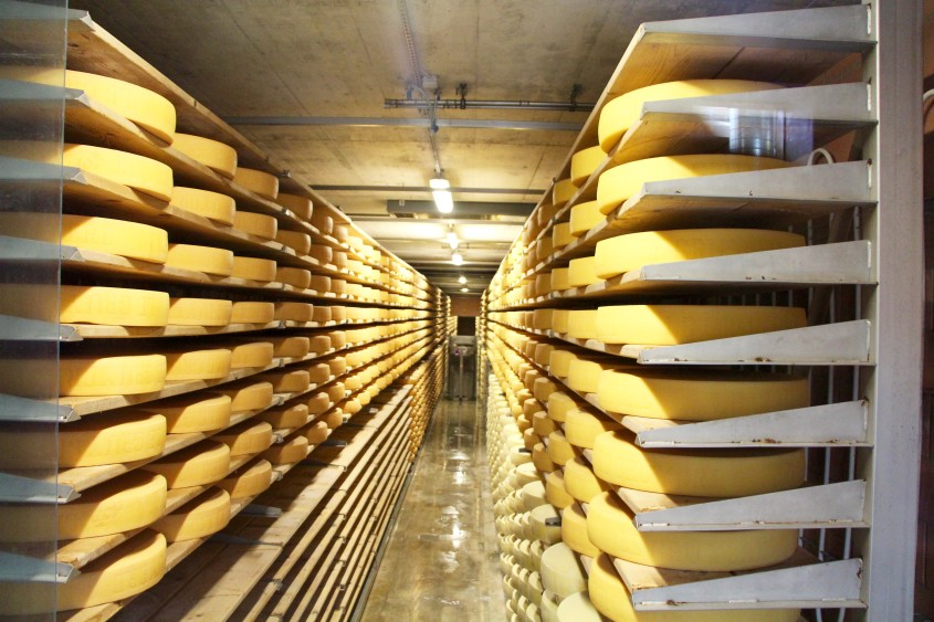 cheese heaven in gruyères, switzerland