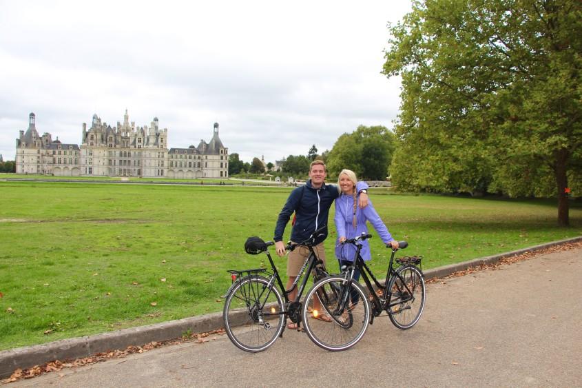 loire valley bike tour