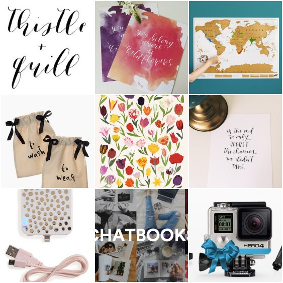 Christmas Gift List WTW2